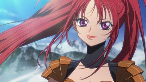 -weapon full- Unyielding Warrior Woman Nanaly