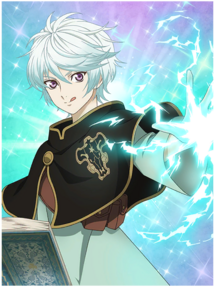 -weapon full- Innocent Battle Maniac Mikleo
