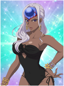 -weapon full- Swimsuit Queen Shizel