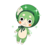 -weapon full- Green Nor Doll