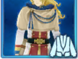Boy with a Four-leaf Clover Grimoire's Outfit Dhaos