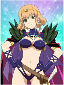 -weapon full- Daring Sorceress Natalia