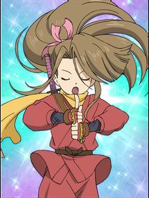 -weapon full- Sparrow Ninja Suzu