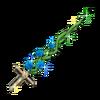 -weapon full- Blue Rose Sword