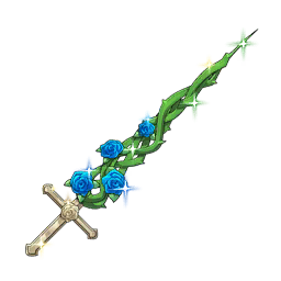 Blue Rose Sword