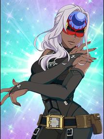 -weapon full- Shadow Manipulating Former Assassin Shizel