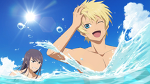 -mirrage full- Swimming Race Conclusion