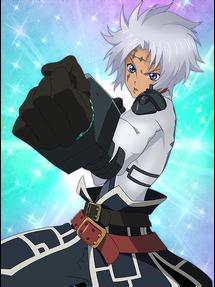 -weapon full- Sonic Fighter Senel