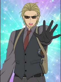 -weapon full- Detective Suit Malik