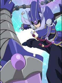 -weapon full- Loyal Mechanoid Kunzite