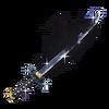 -weapon full- Dark Cloaked Katana