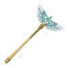 -weapon full- Feathered Wand