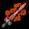 -weapon full- Damascus Sword V