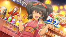 -mirrage full- Food Stall Coaxing