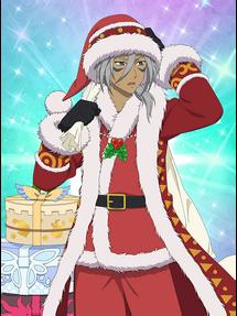 -weapon full- Summoner Santa Claus