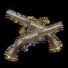-weapon full- Blanc Bolt