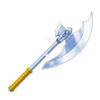 -weapon full- Crescent Axe