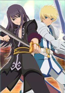 -vanity full- Yuri & Flynn Poster