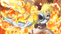 -mirrage full- Burning with the Flame's Will