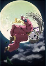 -vanity full- Crane Ninja Suzu Poster