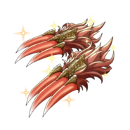 -weapon full- Dragon Claw