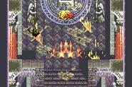 Dhaos wird in den Katakomben begraben