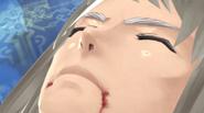 Velvet weint über Artorius