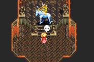 Cress bittet Walküre um Pegasus