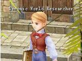 Demonic World Researcher