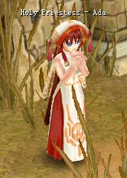 Holy Priestess Ada