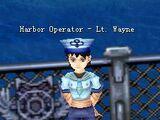 Harbor Operator Lt. Wayne