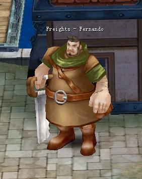 Freight Fernando