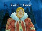 Tailor Hannah