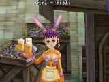 Girl Rioli