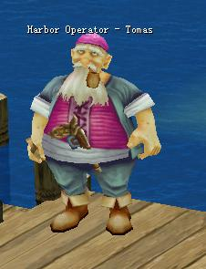 Harbor Operator Tomas