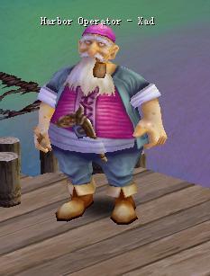 Harbor Operator Xad