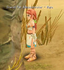 Sacred War Administrator Naya
