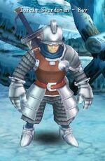 Swordsman Ray