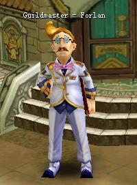 Guildmaster Forlan