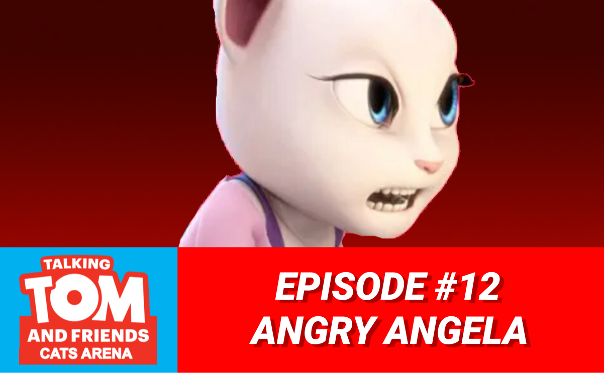 Angry Angela Talking Tom And Friends Fanon Wiki Fandom