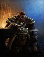 Dwarf by NuttENuttE
