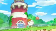 Lighthouse moritchi takoballoontchi