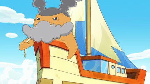 Captain Goutchi