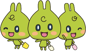 Eco-usatchi Triplets