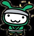 Bunbutchi ninja