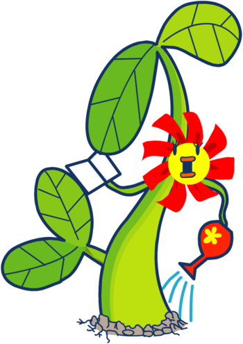 Image of Ms. Flower.