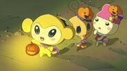 Kikitchi imotchi chamametchi halloween