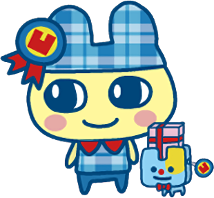 Image of Gift Mametchi.