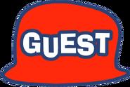 Guest hat