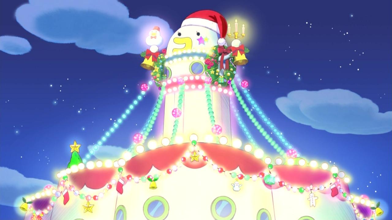 Christmas-kyan! Fluffy Yumecantchi